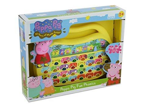 KD S14770 Peppa Pig Phonics Game Unit by KD