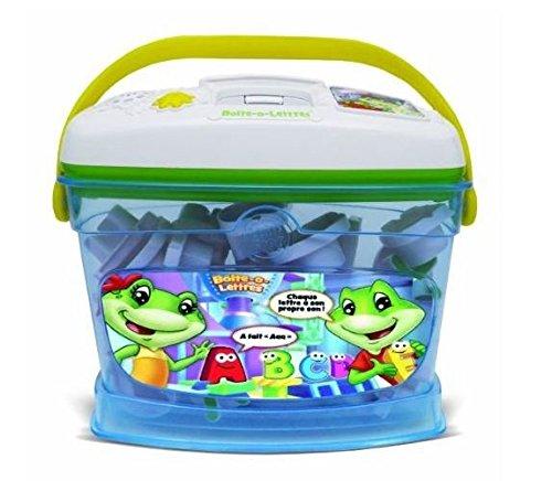 Fábrica de Letras de Leap Frog Childrens Spanish Factory Lyrics Letters Sounds Game