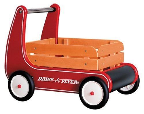 Radio Flyer Classic Walker Wagon Standard Packaging