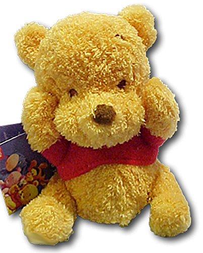 Gund Disney Winnie the Pooh Super Soft Plush Baby Rattle