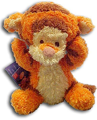 Gund Disney Winnie the Poohs Tigger Super Soft Plush Baby Rattle