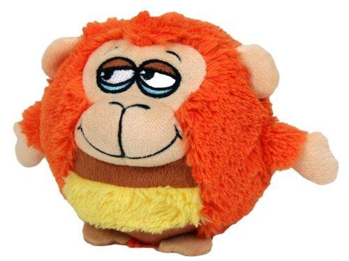 Mushabellies with Chatter Mungo Monkey Mushabelly Plush by MUSHABELLIES