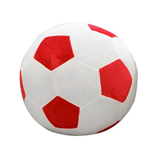 TIAN-K Soft Plush Football - Stuffed Animal Toys Gift Plush - 10 Inches