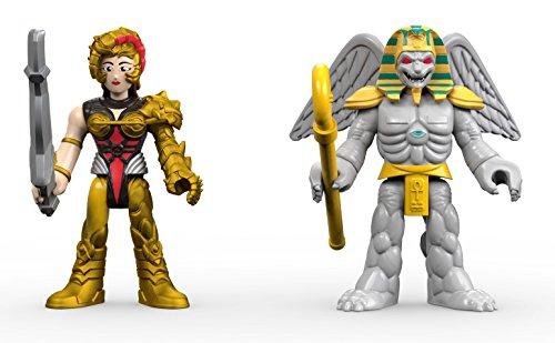 Fisher-Price Imaginext Power Rangers King Sphinx Scorpina