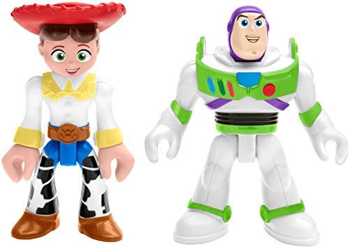 Fisher-Price Imaginext Toy Story Buzz Lightyear Jessie