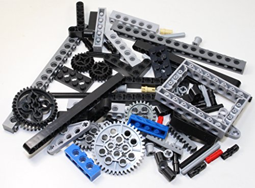 Technic Brick Mix of LEGO and Other Brands Mindstorms EV3 Gear axle Beam 69 Set Bulk lbs Nice Get Exactly Whats Pictured