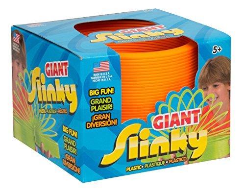 The Original Slinky Brand Giant Plastic Slinky by Slinky