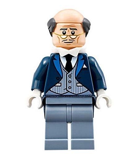 LEGO Batman Move - Alfred Pennyworth Minifigure 2016