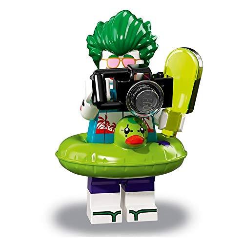 LEGO The Batman Movie Series 2 Collectible Minifigure - VACATION JOKER 71020