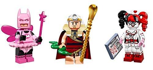 LEGO Tu Tu Batman King TUT Harley Quinn Minifigures Batman Figures