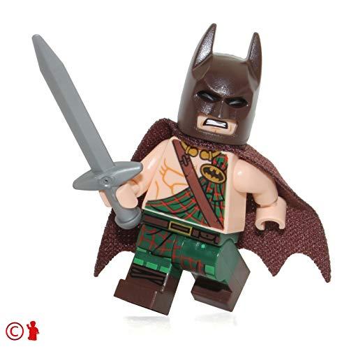 The LEGO Batman Movie MiniFigure - Tartan Batman All New for 2017