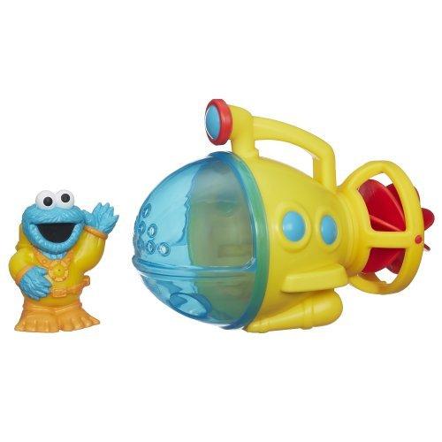 Sesame Street Cookie Monster Bath Submarine Toy by Sesame Street