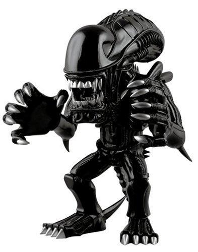 Alien Sideshow Collectibles Medicom Vinyl Collectible Doll Alien Warrior VCD
