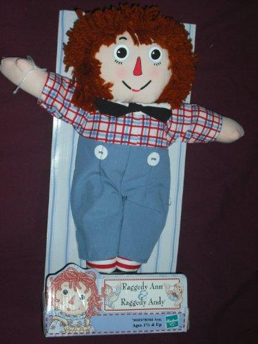 Hasbro Raggedy Andy 12 Raggedy Andy Plush Doll