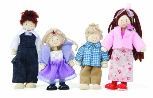 Le Toy Van Dolls House Family by Le Toy Van