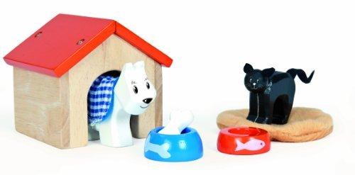 Le Toy Van Dollhouse Furniture Accessories Pet Set by Le Toy Van