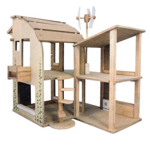 PlanToys The Green Dollhouse by PlanToys