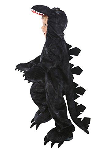 Big Boys Godwin The Monster Costume Medium 7-8