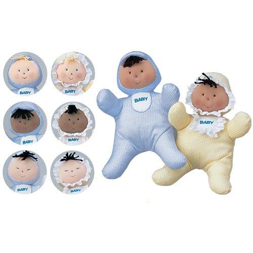 So-Soft Baby Dolls - Set of 8 - Ethnically Diverse - Boy Girl