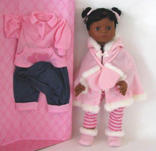 Doll Kraft Gigi African American 18 Doll Clothes Set