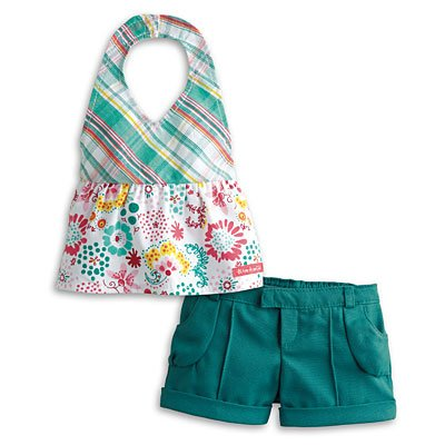 American Girl My AG Easy Breezy Outfit  Charm
