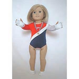 Gymnastics Outfit Fits 18 Dolls Like American GirlÂ