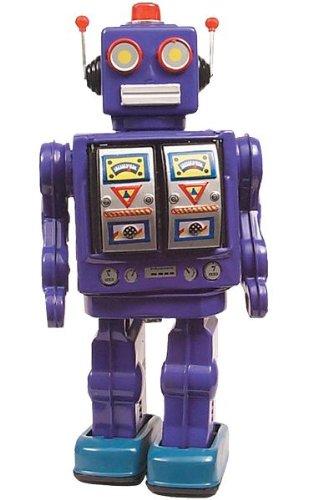Tin Battery Robot