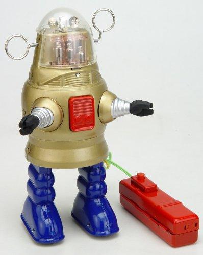 Vintage Style 8 Tin Robot