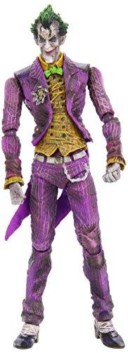 Square Enix Batman Arkham City Play Arts Kai The Joker Action Figure