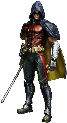 Square-Enix - Batman Arkham City Play Arts Kai figurine Robin 25 cm