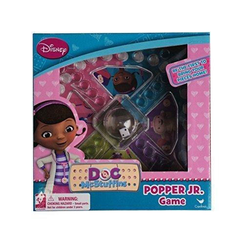 Disney Doc McStuffins Popper Jr Board Game for Children by Disney