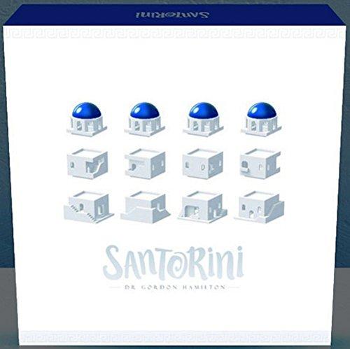 KickStarter Santorini Board Game 2-4 Players Ages 8 Roxley Games