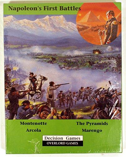 DG Napoleons First Battles Board Game