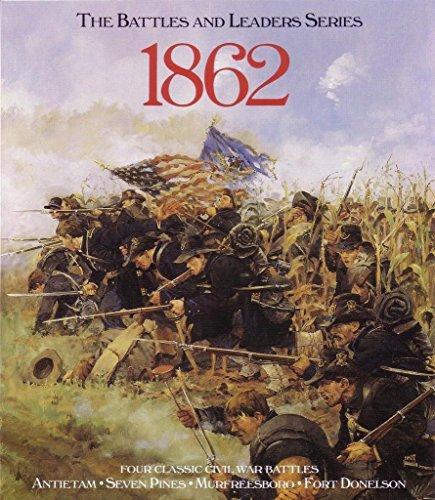 SDI 1862 4 Classic Civil War Battles Board Game