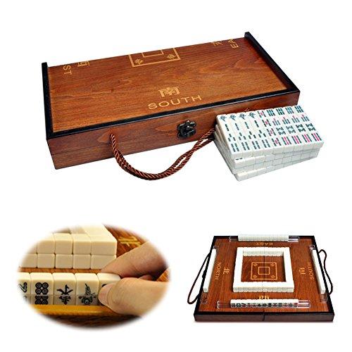 Mini Chinese Mah Jong Set Mahjong Mah Jongg Mahjongg
