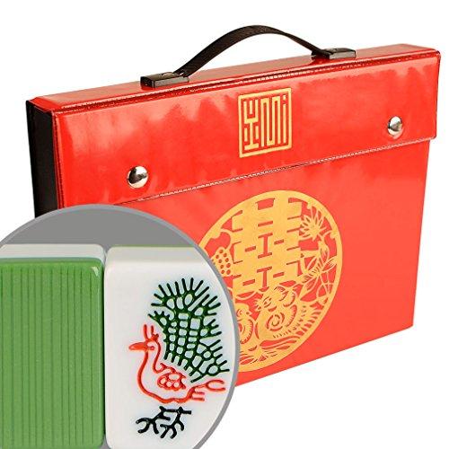 YMI Professional Chinese Mahjong  Mah-Jongg Game Set - Standard
