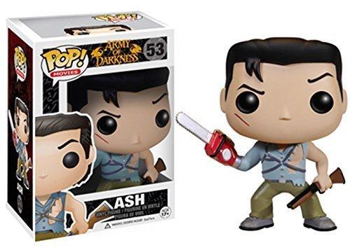 Funko POP Movies 3 34 Inch Evil Dead Ash Action Figure Dolls Toys
