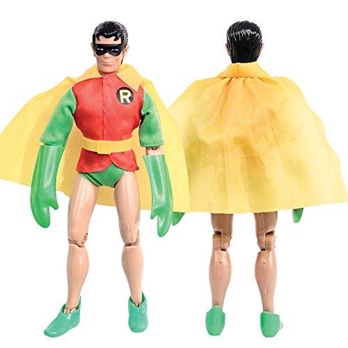 Batman Retro Action Figures Series 1 Robin Loose in Factory Bag