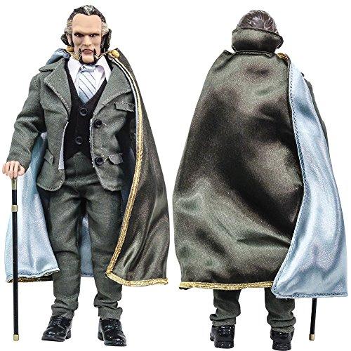 Batman Retro Action Figures Series 4 Ras Al Ghul Loose in Factory Bag