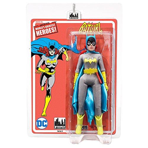 Batman Retro Action Figures Series 5 Batgirl