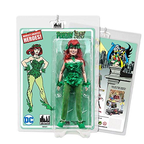 Batman Retro Action Figures Series 5 Poison Ivy
