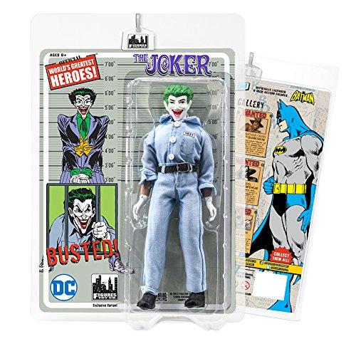 Batman Retro Action Figures Series The Joker Prison Variant