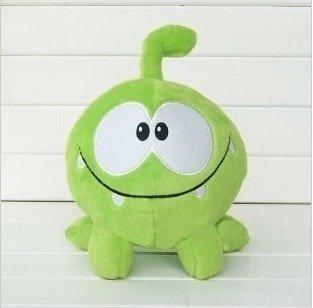 ANKKO Lovely Monster Plush Toy Doll Stuffed Animal Plush Puppet Great Gift Green