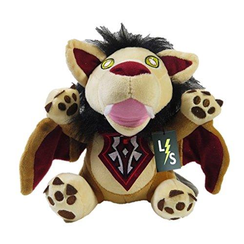 LightningStore Super Adorable Lion Tiger Dragon Monster Plush Toy Doll For Kids