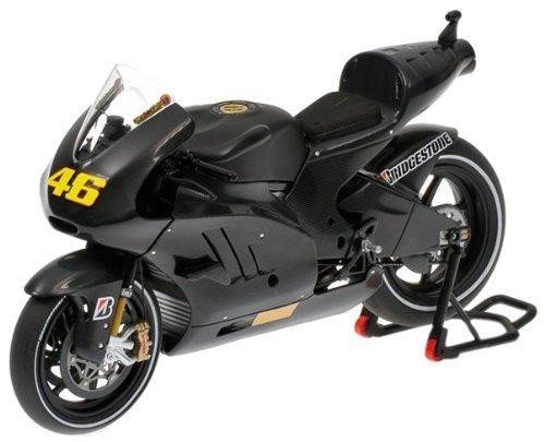 Minichamps Ducati Desmosedici Valentino Rossi Test Bike 2011 112 by Minichamps Diecast Models
