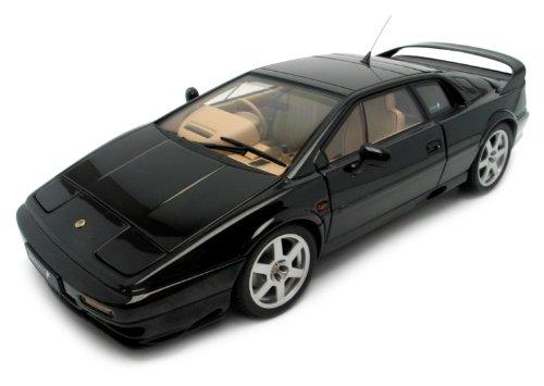 AUTOart 2004 Lotus Esprit V8 diecast model car 118 scale die cast by Black 75312