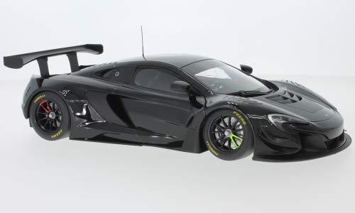 McLaren 650S GT3 Black 2014 Model Car AutoArt 118