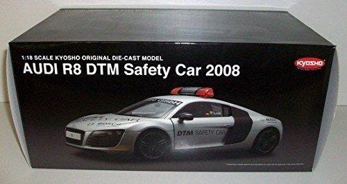 Audi R8 DTM Safety Car 2008 118 Kyosho Diecast Model by Kyosho