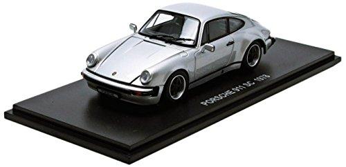 Kyosho Diecast 1978 Porsche 911 SC 143 Scale Silver