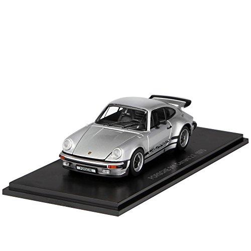 Kyosho Diecast Porsche 911 Carrera 27 143 Scale Silver